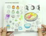 Doodle/Scribble Book by PicCandle