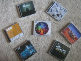 Muse Albums of Epicness by problematiquexxmuser