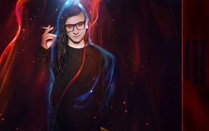 Skrillex Signature Tag by FrostyPixel