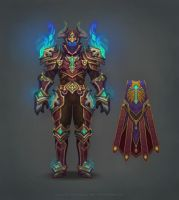 Astral Hunter Costume by any-s-kill