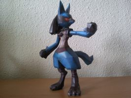 Lucario + building tipps by Destro2k