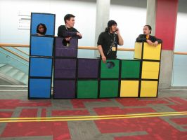 TETRIS MASTERS by Firaphrin