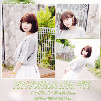 [PHOTOPACK] ULZZANG HONG YONG GI #10 by Kem-Lilli