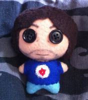 Youtubers - Danny (Not So Grump) Plushie by Jack-O-AllTrades