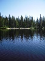 Arthur Lake Stock 3 by SimplyBackgrounds