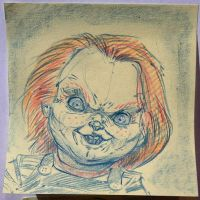 Halloween Post It Day 28 by DanSchoening