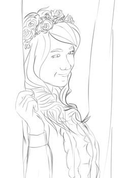 Art Trade [WIP] by ScarecrowLullaby
