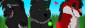 Three way chain avi by CloudedCheetah