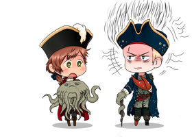 Pirates by LandChan