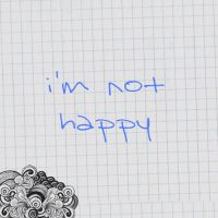 i'm not happy by MileyUAreMyLife