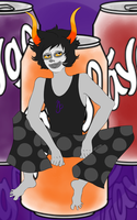 Gamzee Makara by my-name-is-totoro