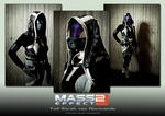 Cosplay: Tali'Zorah by simonsaz3