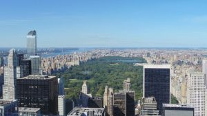 Central Park by wizardelfgirl