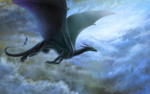 Queen of the Sky by Areetala