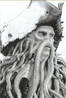 Davy Jones WIP 7 by D17rulez