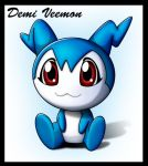DemiVeemon by Kenny21
