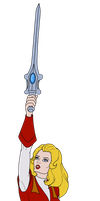 For The Honor Of Grayskull Clip Art by CosmicFalcon-70