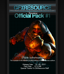 GfxResource Official Pack #1 by Mohamed-HHs