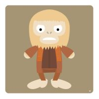 Dr Zaius by striffle