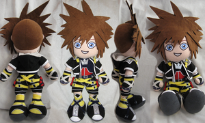 KH2 Sora by Squisherific