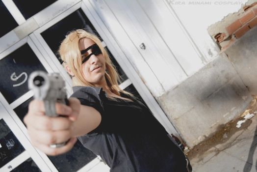 I'll shoot - Gangsta by KiraMinami