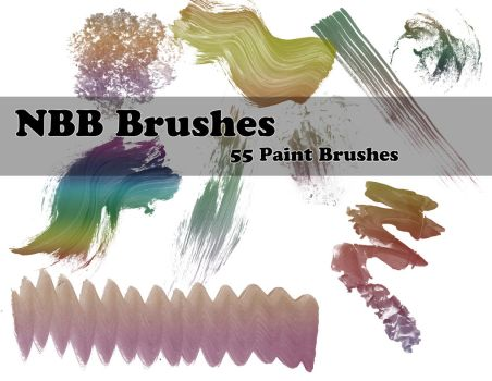 Paint Brushes by NBB-Photography
