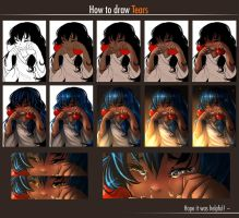 How To Draw Tears by Yokufo