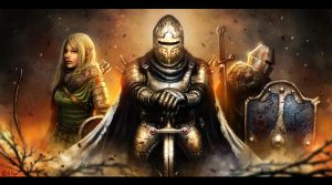 Heroes of Aainar by Gabrix89