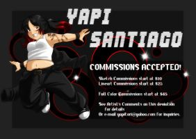 Commissions Banner by yapi