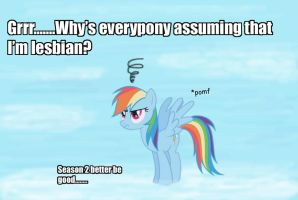 Rainbow Dash by DeJiKo07