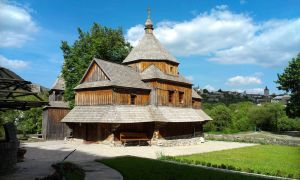 wooden church 04 by VitaliyHTC