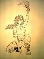 Lara Croft 9 by SapphireElf