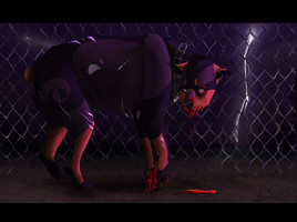 Survival of the fittest .:Speedpaint:. by Asleri