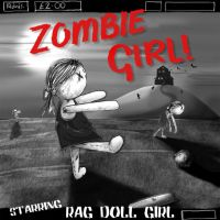 Zombie Girl album cover by InvisibleSnow