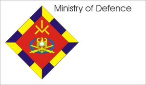 Ministry of Defence Badge by Ienkoron