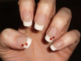 1stacrylicnails by lettym