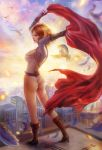 power girl by jiuge