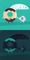 Donuts Family by MichauJuve