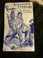 Assassin's Creed 3 (pen) by WolfLover0925