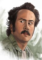 Jason Lee 'My name is Earl' by F-BS