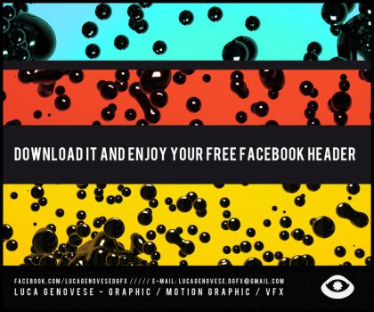 MOODS - FREE HEADERS for Facebook by HumanLG