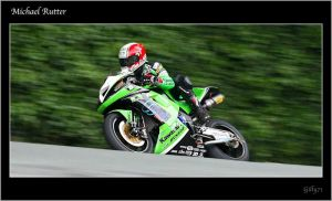 Michael Rutter by Gilly71