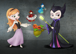 Pentatonix in Maleficent by stitch-84