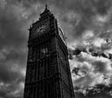 Big Ben by 100-days