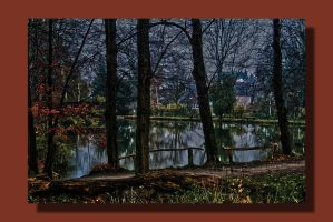Am Waldsee by rembrantt