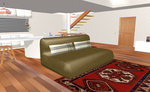 PL2 Stage rip Living room by amiamy111