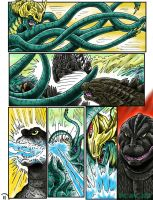 Godzilla: Kings and Brothers, Page #11 by kaijukid