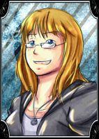 It's me :D by Angel-soma