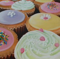 fairy cakes by plong
