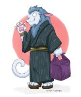 Derpkitty goes to Nippon by kagesatsuki